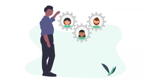 O gerente de produto em um time multidisciplinar